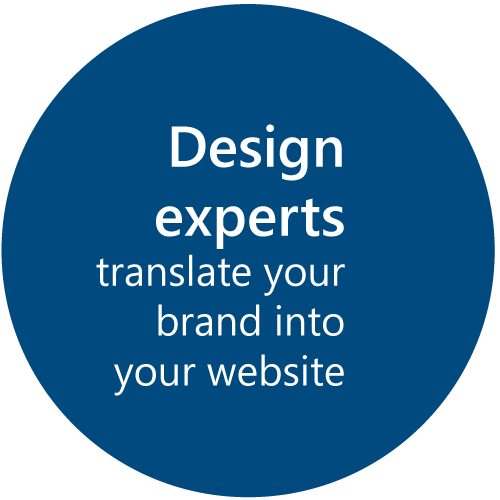 Design Experts translate your brand into your website